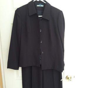 Black Suit Set